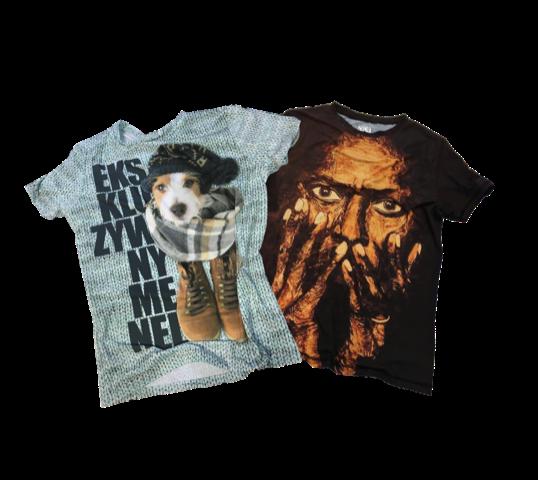 koszulki full print
